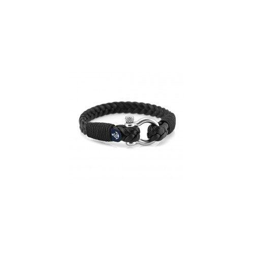 Constantin Nautics® Jack Tar náramek z pravé kůže  CNJ10078-19